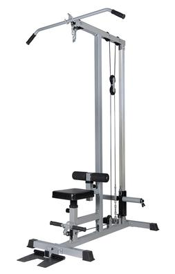 Lat Pull Down Machine Multifunction Low Row Bar Cable Fitnes