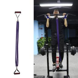 Latex Pull Up Assist Resistance Bands Tube Home Gym Exercise