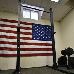 *MADE IN USA*  PRIDE FITNESS Squat / Bench Press Rack * MADE