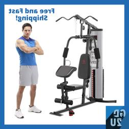 Marcy Home Gym System Pro MWM-988 150lb Adjustable Weight St