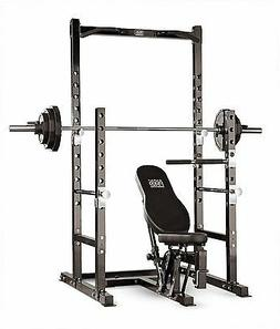 Marcy Platinum Multi functional Power Rack and Weight Bench
