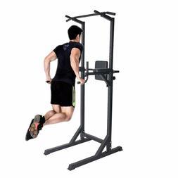 Multi-Function Home Gym Pull Up Dip Strength Training Fitnes