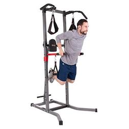 Body Champ Multi Function Power Tower Multi Station Gym Dip