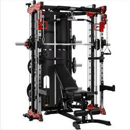 Multi functional Smith Machine