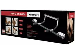 Perfect Fitness Multi-Gym Doorway Pull Up Bar and Portable G