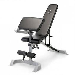 Marcy Multi-Position Workout Utility Bench Home Gym Weightli