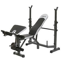 multi station bench adjustable workout