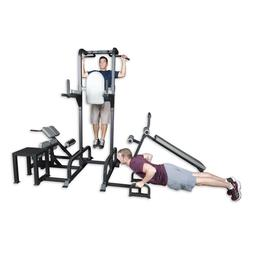 Multi Station Home Workout Complete Body Trainer Core Streng