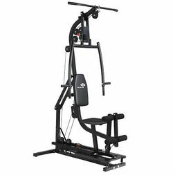 Multifunctional Home Gym Station Workout Machine Body Traini