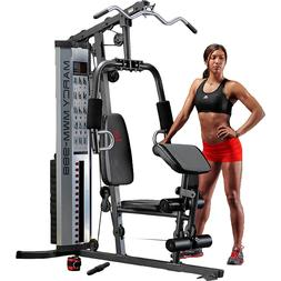 Marcy MWM-988 Home Gym System 150lb Weight Stack Machine