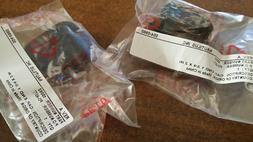 """NEW Bowflex 2"""" x 1 3/4"""" End Cap Endcaps Pair Sport Ultimate"""