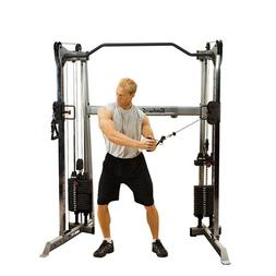 new body solid functional trainer gdcc200 machine