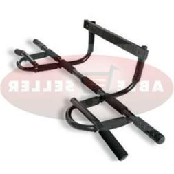NEW DELUXE DOORWAY PULL UP CHIN UP BAR HOME GYM SINGLE MAIN