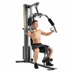 NEW Golds Home Gym Weighted Exercise System Machine for Tota