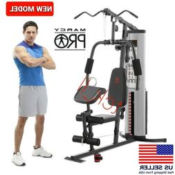 🔥NEW MODEL Marcy® Pro MWM-988 Home Gym 150lbs Adjustable