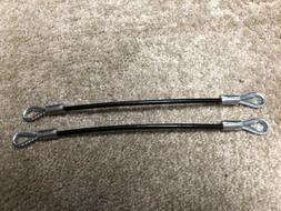 Bowflex 10 inchLeg  Extension  Cables Lat Leg Squat Xtreme U