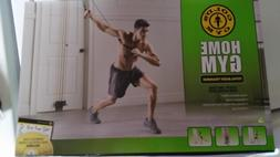 New GOLDS GYM Total-Body Training Home Gym Workout Fitness E