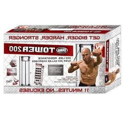 NEW Body By Jake Tower 200 Full Gym Fitness + Workout DVD +