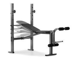 New Weider XR 6.1 Multi-Position Weight Bench with Leg Devel