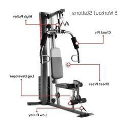 new xrs 50 home gym fitness machine