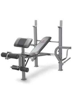 Marcy Olympic Full Body Utility Weight Bench for Home Gym