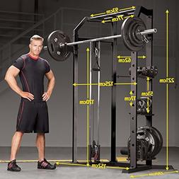 Olympic Multi Trainer Power Strength Hypertrophy Training Ca