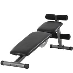 Olympic Weight Bench Workout Angle Adjustable For Home Gym F