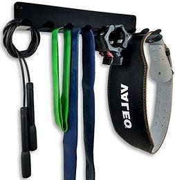 OMEGA Multi-Purpose Gym Storage Hanger / Heavy Duty Gym Rack