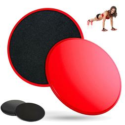 Portable Soft Exercise Gliding Disc Slider Home Gym Fitness