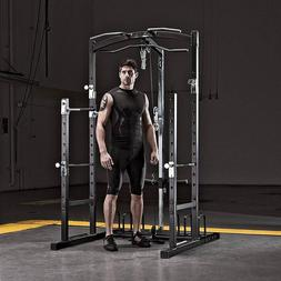 power rack strength home and gym workout