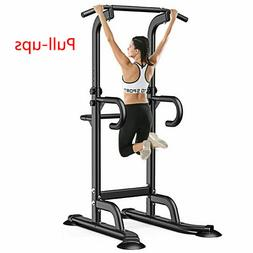Lx Free Power Tower - Home Gym Adjustable Multi-Function Fit