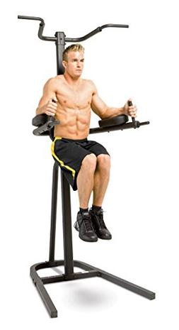 Apex Multi-Function Power Tower Chin-Up Pull-Up Dip VKR Exer