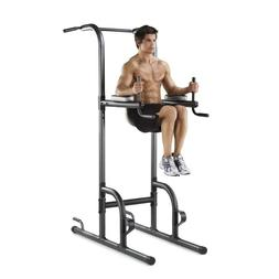 Power Tower Weider Dip Station Shoulder Core Abs VKR Workout