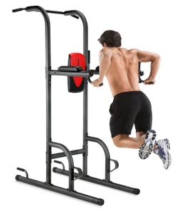 Marcy Power Tower Multi-Station Home Gym Pull Up Dip Flex Ba