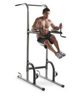 POWER TOWER WEIDER GYM HOME CROSSFIT PULL UP BAR ABS DIP MAC