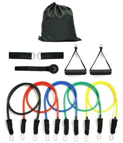 PowerFit Resistance Tubes Set for Commercial or Home Gyms