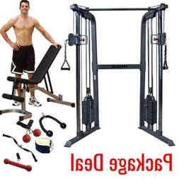 Powerline Functional Trainer by Body-Solid - PFT100 Cable Ho
