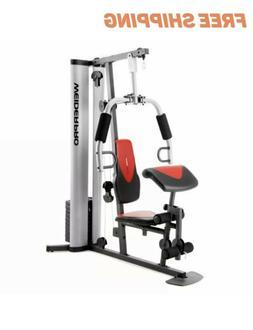 Weider Pro 6900 HOME GYM Training Fitness System w/ 6 Workou