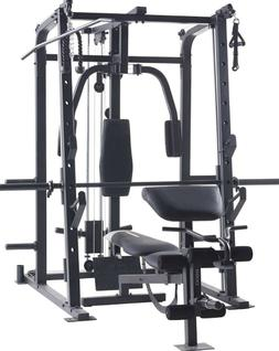 Weider Pro 8500 Smith Cage Rack With Weight Bench Ready to s