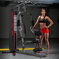 Marcy Pro Home Gym System 150 Pound Adjustable Weight Stack