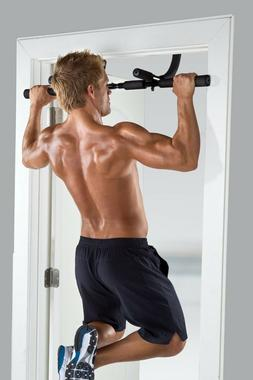 Pull Up Bar Chin-Up Exercise Heavy Duty Doorway Fitness Home