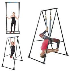 Pull Up Bar Foldable Pull Up Station Aerial Yoga Stand Frame