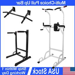 Pull Up Bar Home Exercise Fitness Gym Workout Strength Train
