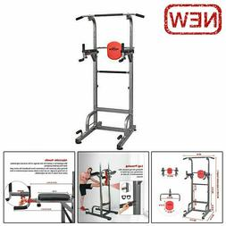RELIFE Power Tower Multi-Functional Home Gym Pull Up Chin /