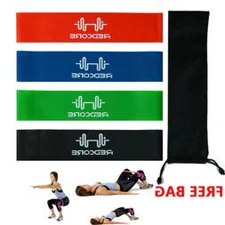 Resistance Bands Loop Set Exercise Sports Fitness Home Gym Y