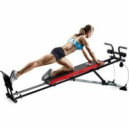 Resistance Exercise Bench Fitness Workout Folding Gym Equipm