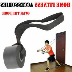 Resistance Exercise Heavy Duty Bands Tube Home Gym Fitness +
