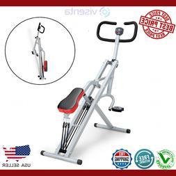 Marcy Rider Abdominal Machine Squat Stands Glutes Workout Tr