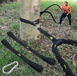 Rope Anchor Strap Sport Home Exercise Workout Gym Fitness Ac
