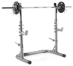 Same Day Ship WEIDER XRS 20 Squat Bench Rack Weight XRS20 Si